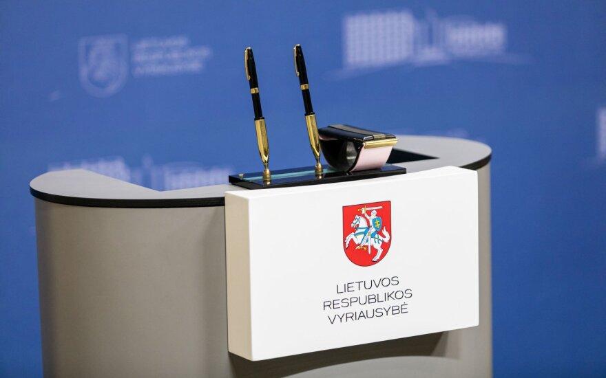 Nacionalinio susitarimo dėl švietimo rengimas iš Vyriausybės oficialiai persikelia į Seimą