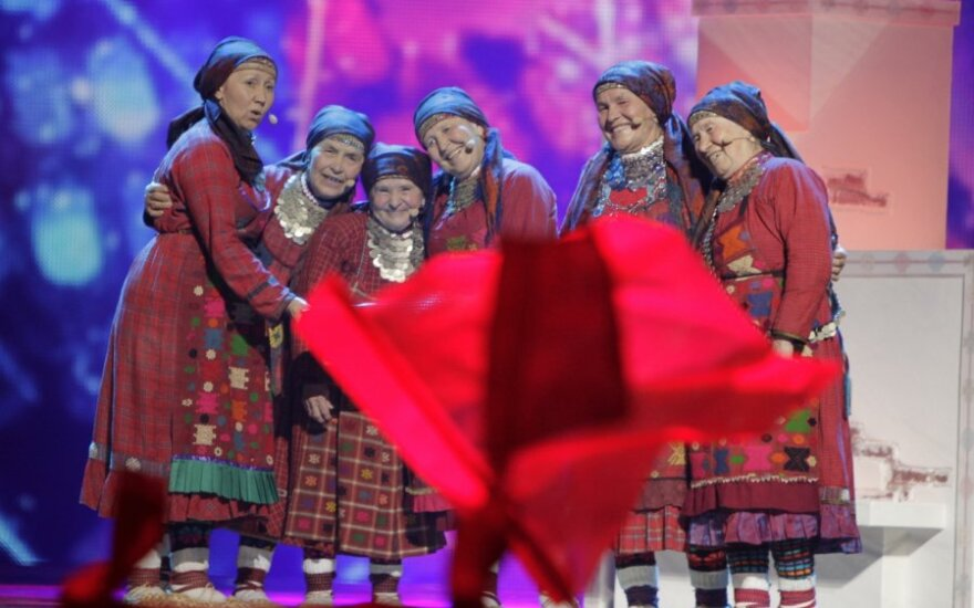 """""""Buranovskije Babuški"""" (Rusija)"""
