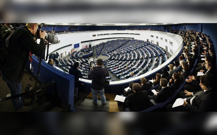 Rumunija priešiškai nusiteikusi prieš 18 naujų europarlamentarų skyrimą