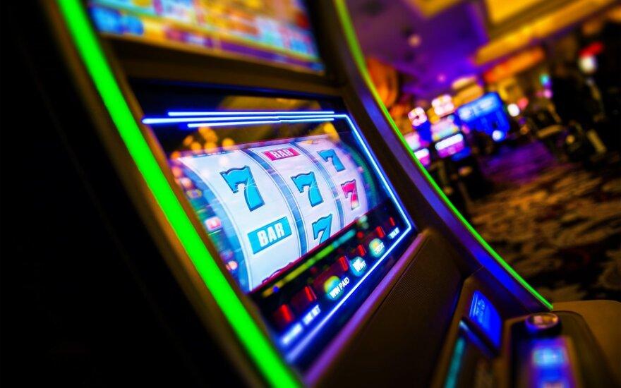 SAM: nuo pirmadienio lankytojai registruojami ir lošimo namuose