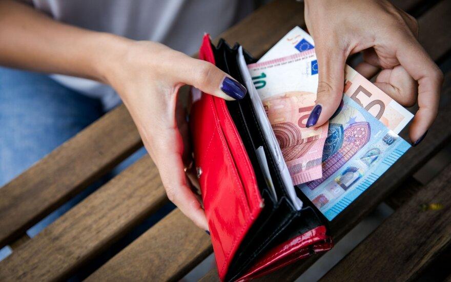 Apklausė dėl dalyvavimo pensijų kaupime: išsiskyrė dalyvaujančių ir ne nuomonės