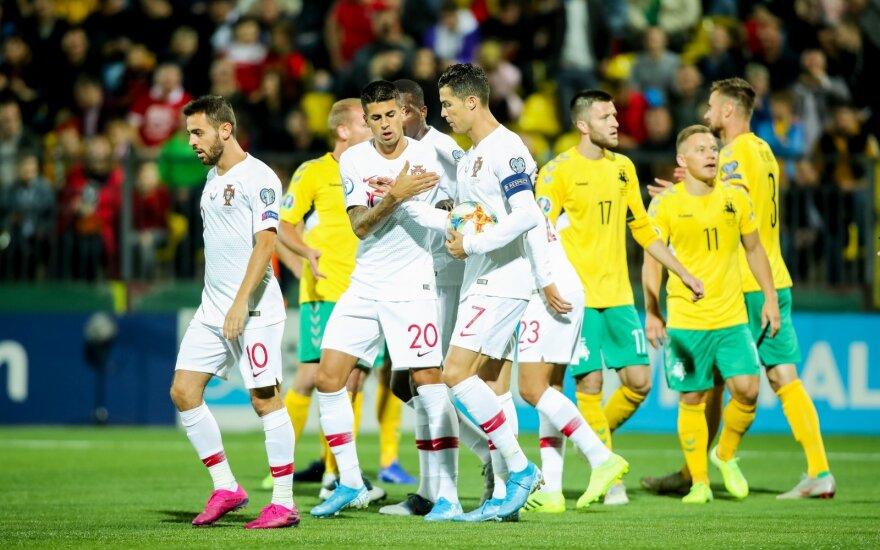 FIFA reitinge Lietuvos rinktinę pralenkė Ruanda