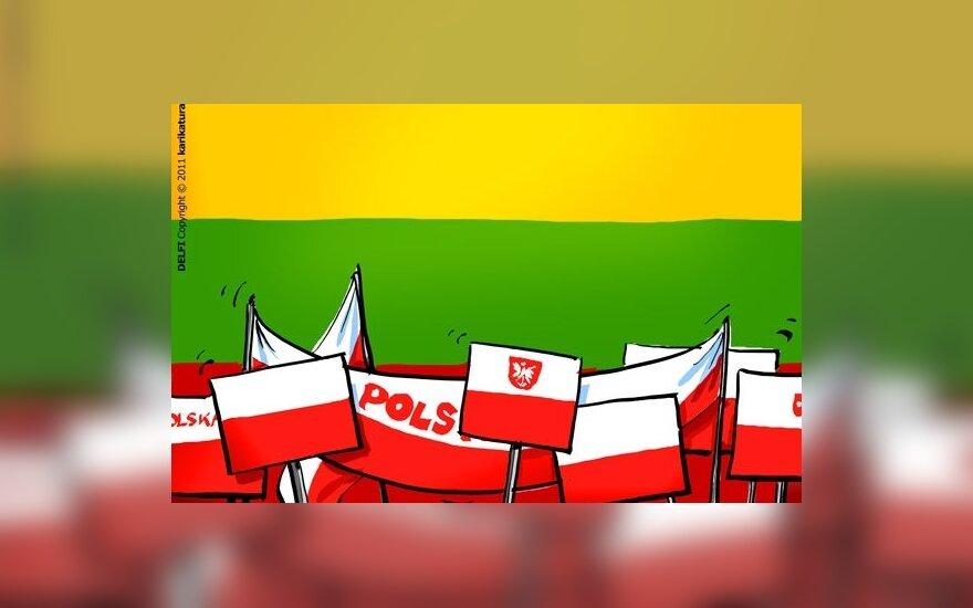 Lietuvos ir Lenkijos ekspertams pavyko susitarti