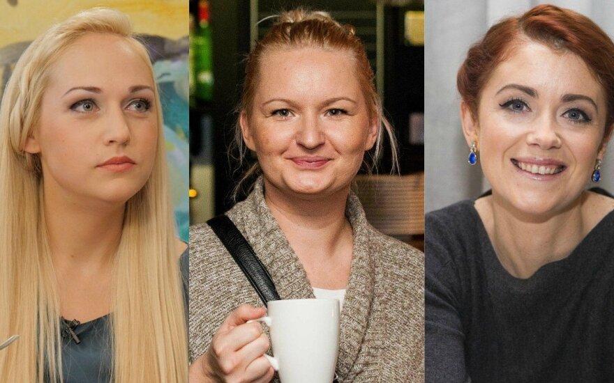 Indrė Stonkuvienė, Rima Olberkytė-Stankus, Erica Jennings