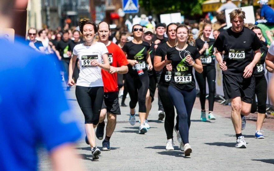 """""""Nike Aš bėgu. Vilnius / DNB Pusmaratonis"""""""