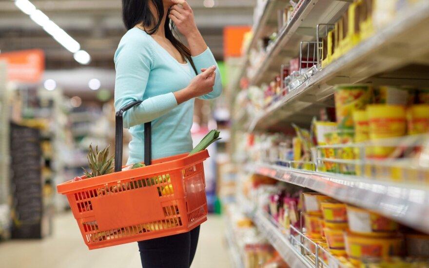 Vartotojų nuotaikos gerėja – kas karaliauja pirkinių krepšeliuose?