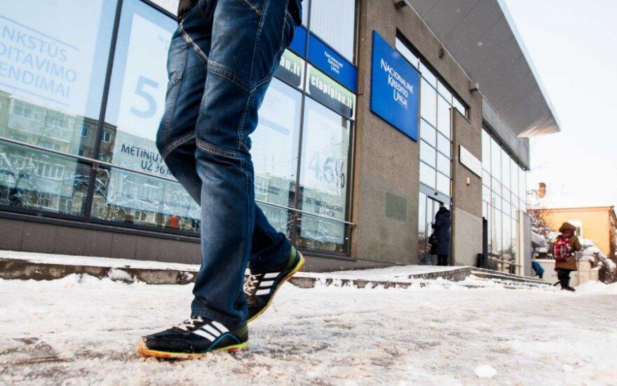 Nacionalinė kredito unija išduodavo milijonines paskolas realiai veiklos nevykdančioms įmonėms