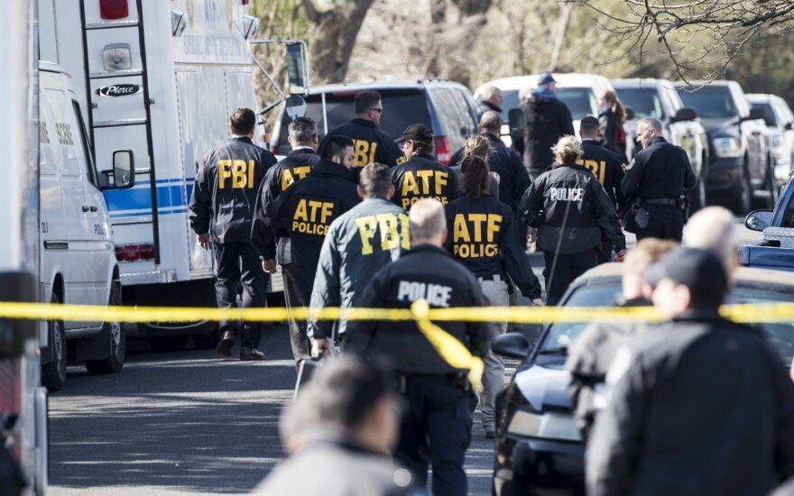 JAV: Ostine nugriaudėjo antras per parą sprogimas, nukentėjo moteris