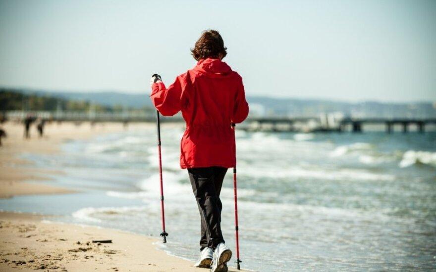 Ieškote iššūkių? 100 km pėsčiomis Lietuvos pajūriu per 24 valandas