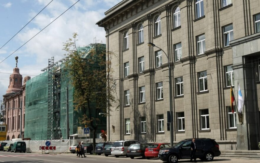 URM planuoja kapitalinį pastatų remontą už 9,5 mln. eurų