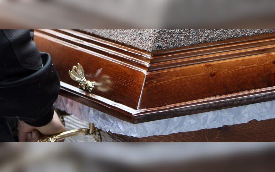 LRT transliuos J.Marcinkevičiaus laidotuves