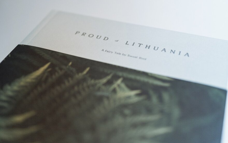 Proud of Lithuania: A Fairy Tale by Sweet Root