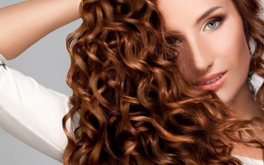 Natūralios kaukės, kurios sugrąžins gyvybę sausiems plaukams