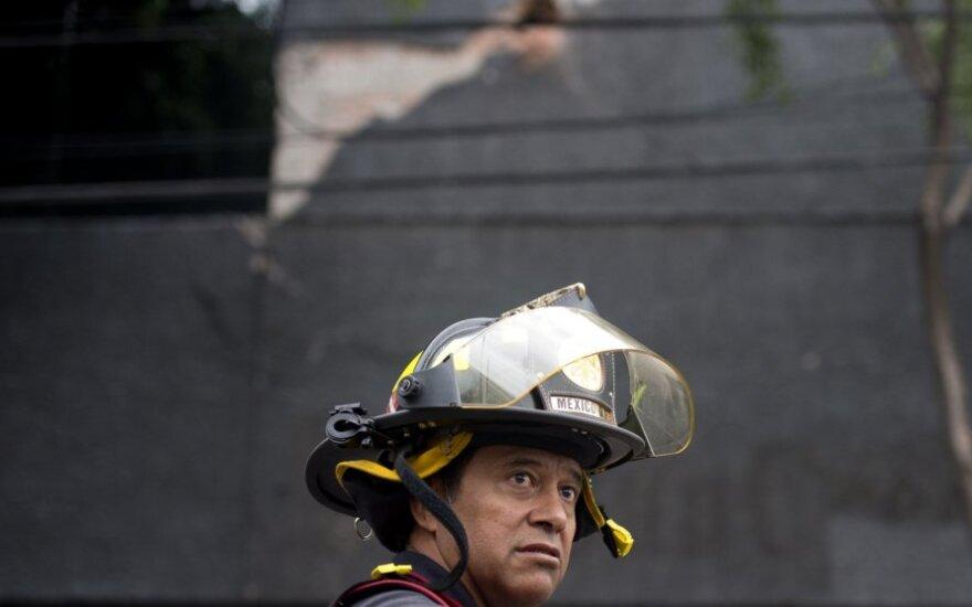 Meksikos ugniagesys