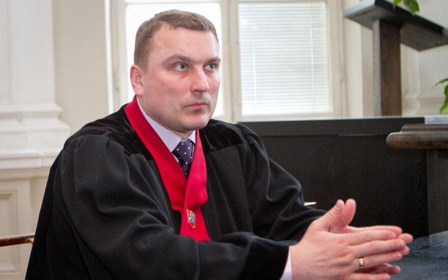 Prokuroras Egidijus Šleinius