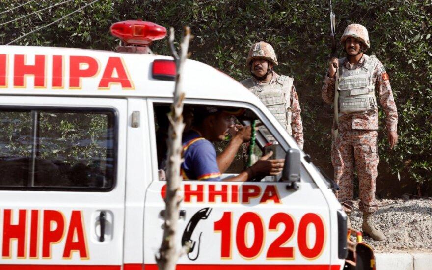 Greitoji pagalba, Pakistanas