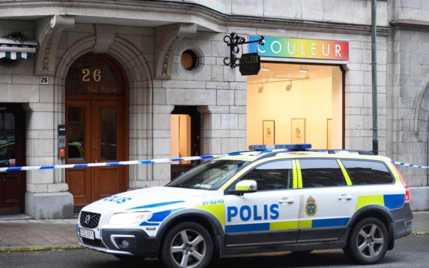 Stokholme įsibrovėliai pavogė iš galerijos 10 Salvadoro Dali skulptūrų