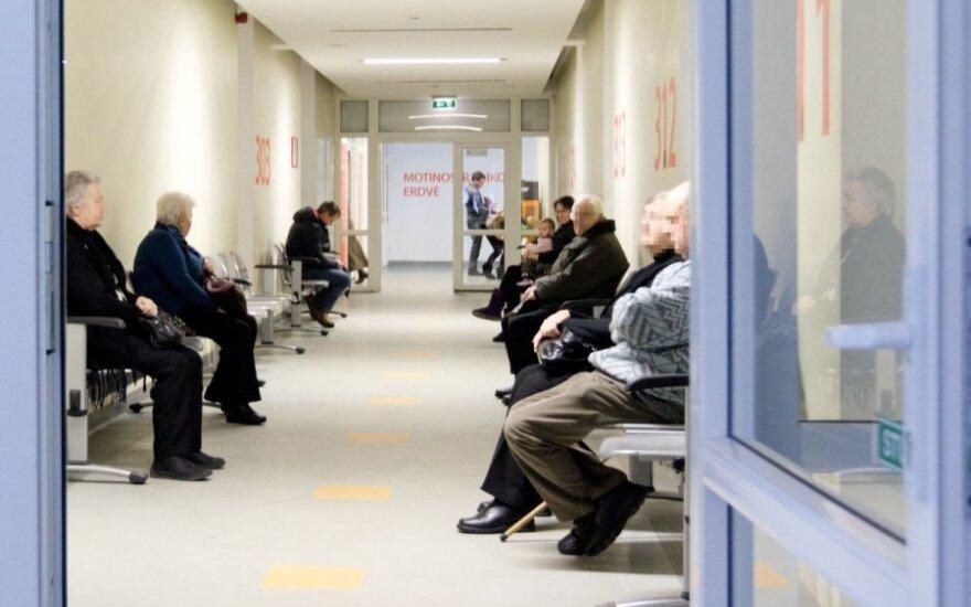 Į Lietuvą iš šiaurės atslenka gripas: sergantys skundžiasi itin nemaloniais simptomais