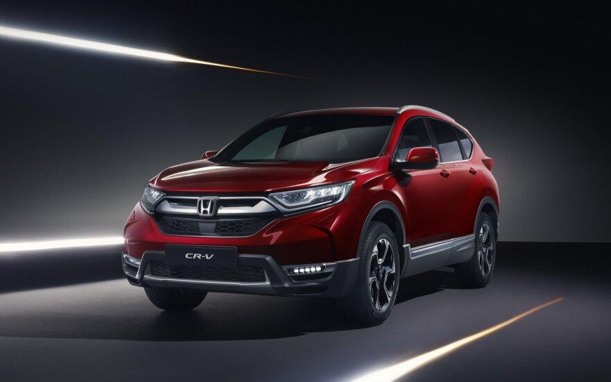 """""""Honda CR-V"""""""