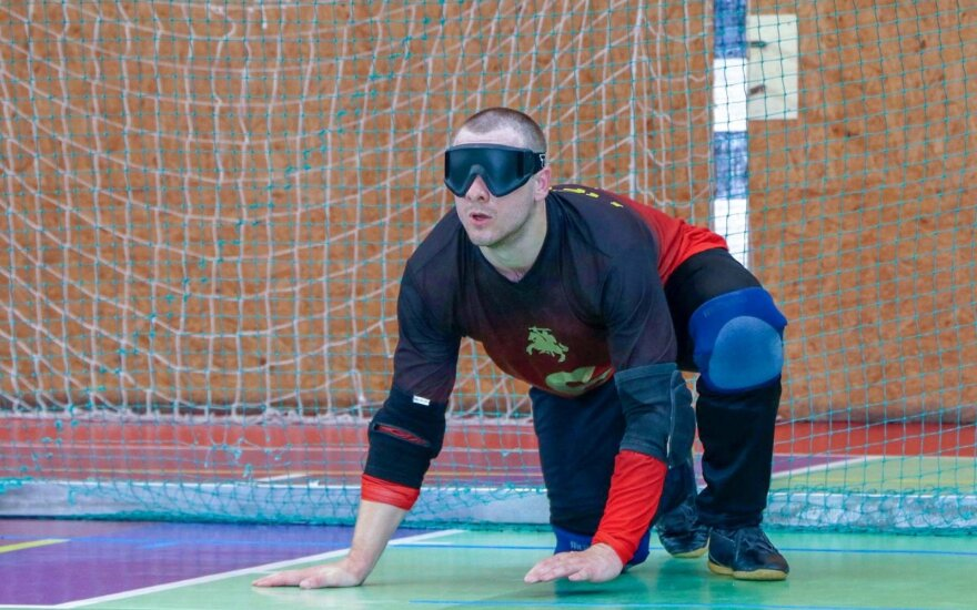 Mantas Panovas / FOTO: paralympics.lt