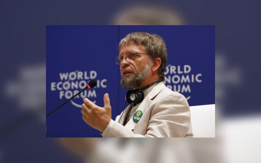 A.Mockus tebelaikomas Kolumbijos prezidento rinkimų favoritu