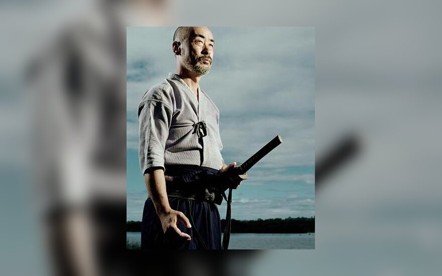 Samurajus su kardu