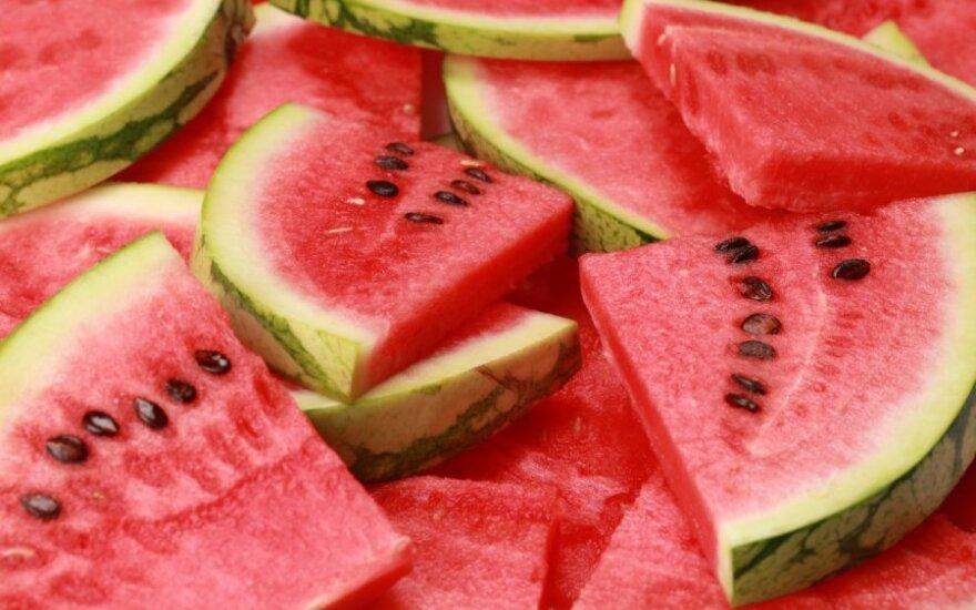Ką valgyti vasarą?