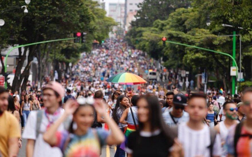Kosta Rika įteisino tos pačios lyties asmenų santuokas