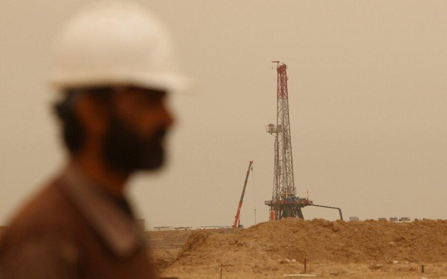 """""""Brent"""" nafta toliau brangsta, WTI demonstruoja neigiamą dinamiką"""