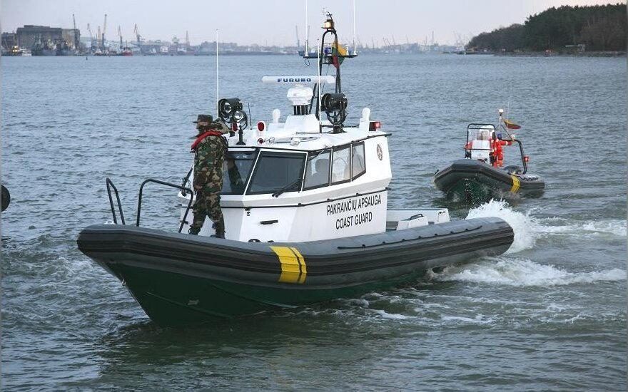 New ship to be built for Lithuanian border guards