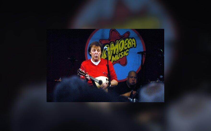 Paulas McCartney (Klubas.lt)