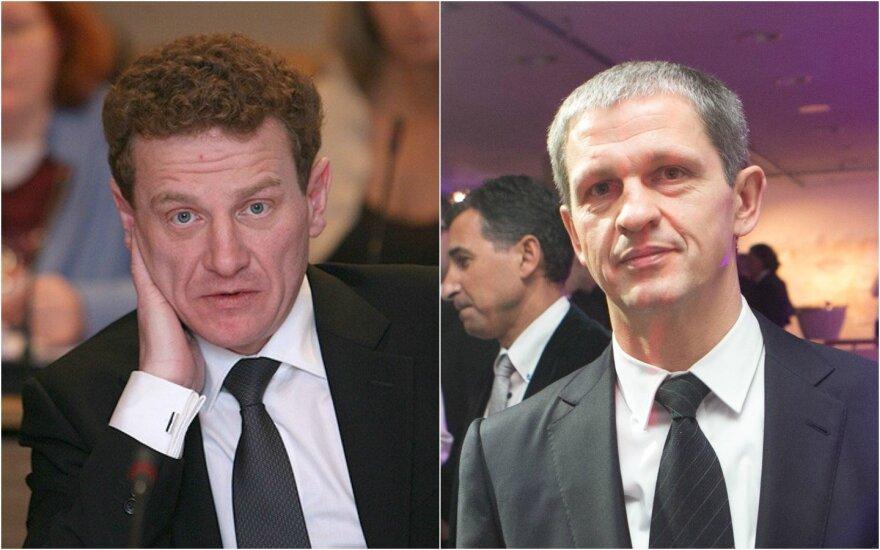 Žilvinas Marcinkevičius and Nerijus Numavičius