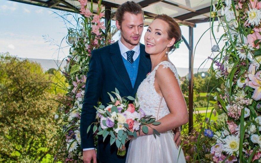 Dovilės Kuklieriūtės ir Aurimo Šipelio vestuvės