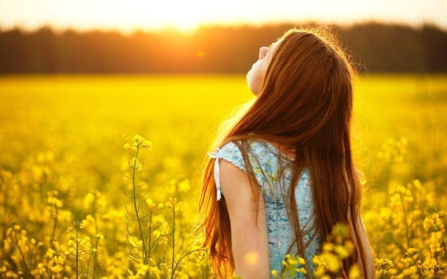 Reta kraujo liga serganti Monika: svarbu džiaugtis gyvenimu