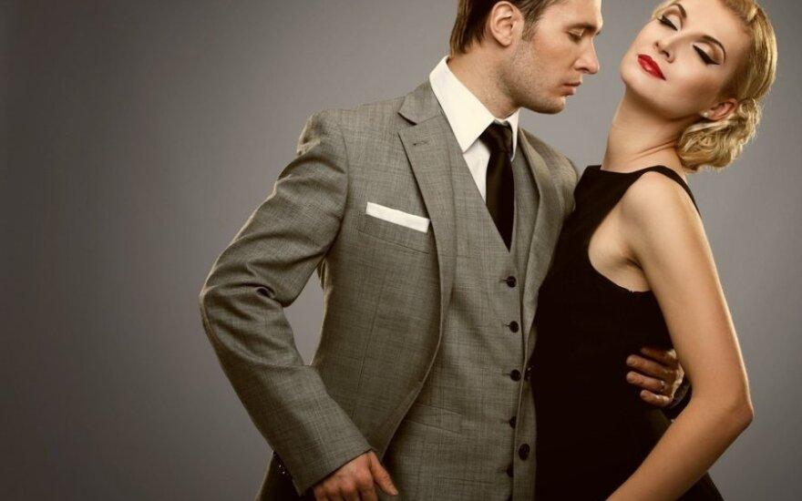 Vyrų stiliaus revoliucija: vienos dalies kostiumas arba kostiumas-kombinezonas