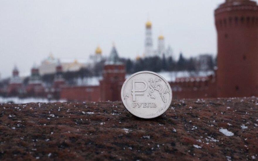 Per metus kyšiai Maskvoje padidėjo dvigubai