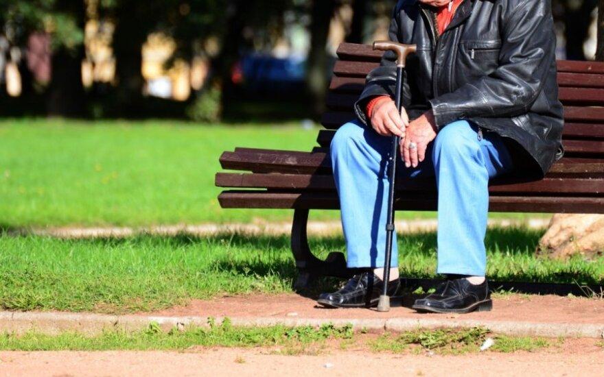 """""""Sodros"""" laiškas pensininką sutrikdė: kaip suprasti pensijų perskaičiavimo sistemą?"""