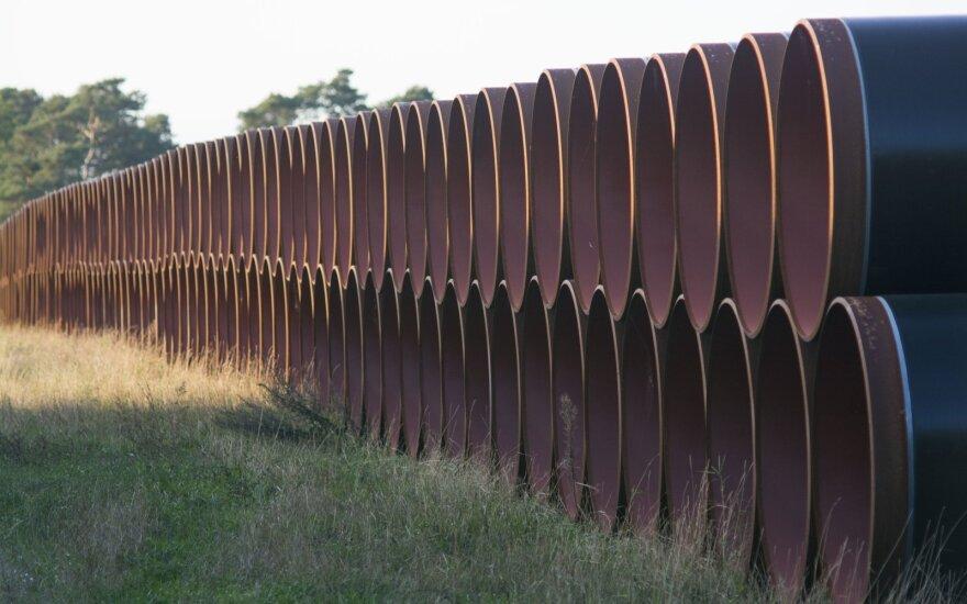 """""""Nord Stream 2"""" tiesimo darbai"""