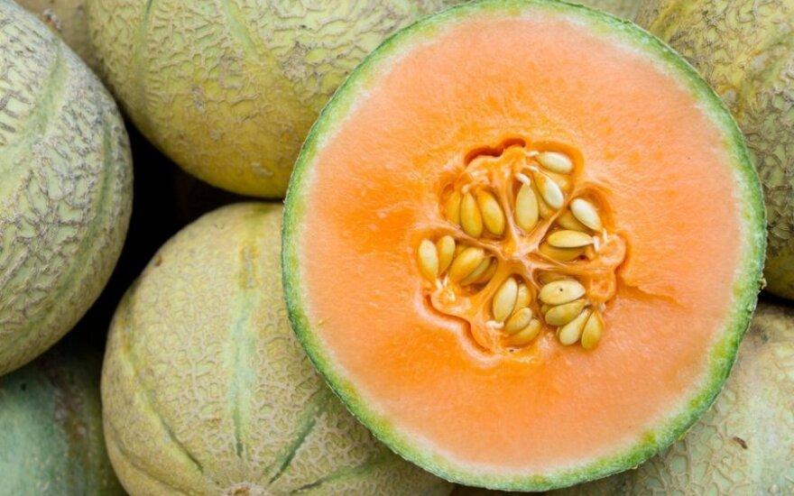 Kaip išsirinkti skanų melioną