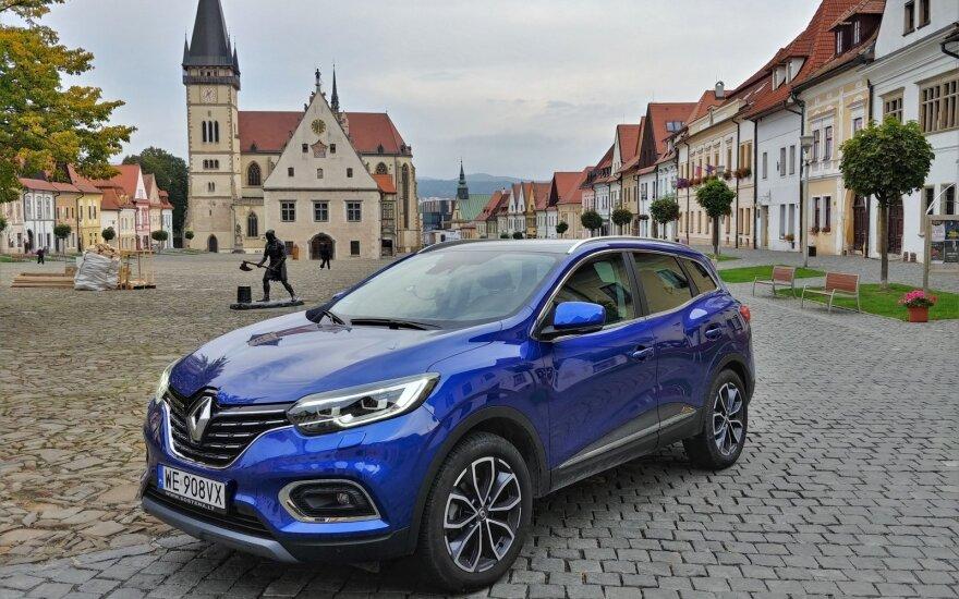 """Papasakojo, kaip """"Renault"""" prisidėjo prie filmų istorijos"""