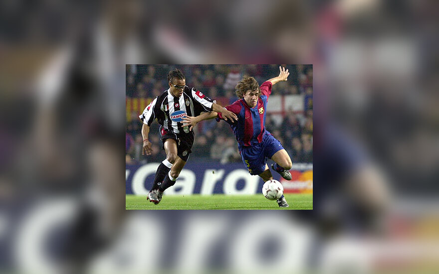 """""""Juventus"""" ir """"FC Barcelona"""""""