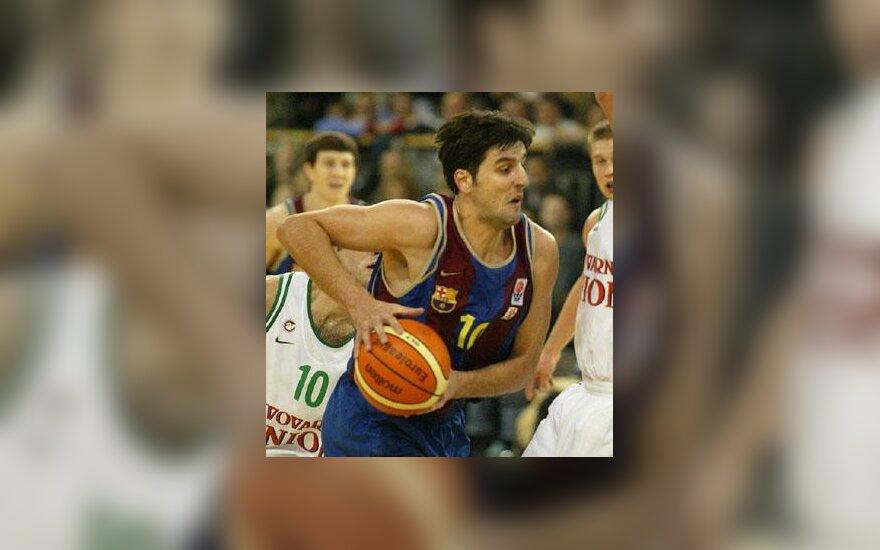 """Dejanas Bodiroga (""""Barcelona"""")"""