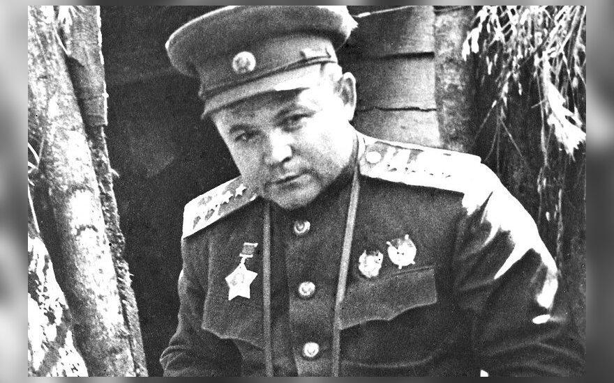 Generolas N.F.Vatutinas