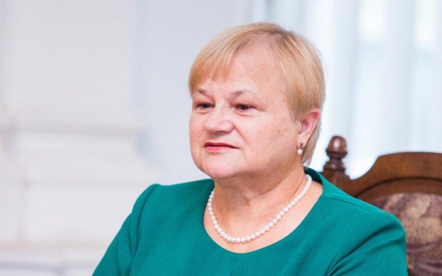 LAT teisėja Laima Garnelienė