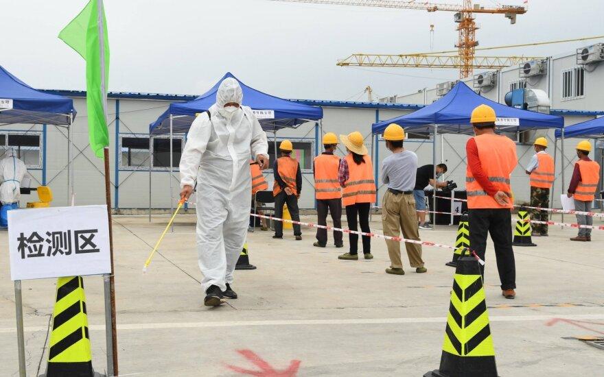 Vienas atvejis rodo – pandemija gali vėl trenkti nežinia iš kur