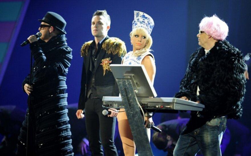 """Naujausiame """"Pet Shop Boys"""" albume skamba ir rusų kalba"""