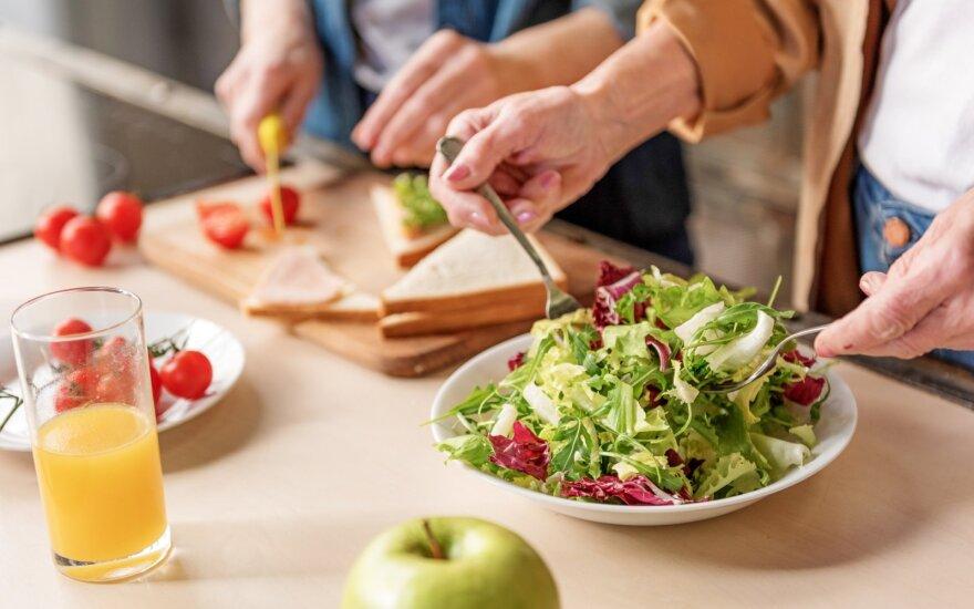 Milijonai daro tas pačias klaidas, galvodami, kad laikosi sveikos mitybos taisyklių