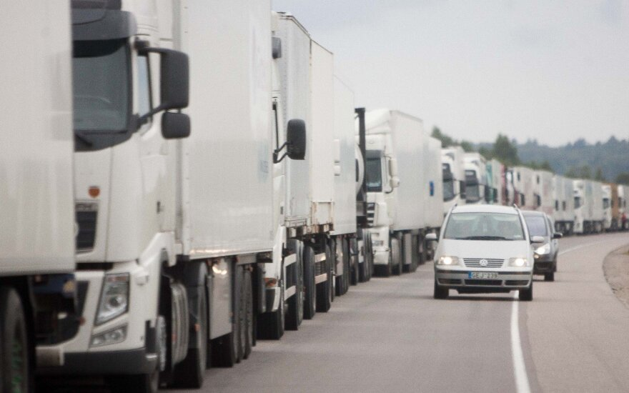 Lithuania losing position as key re-exporter to East