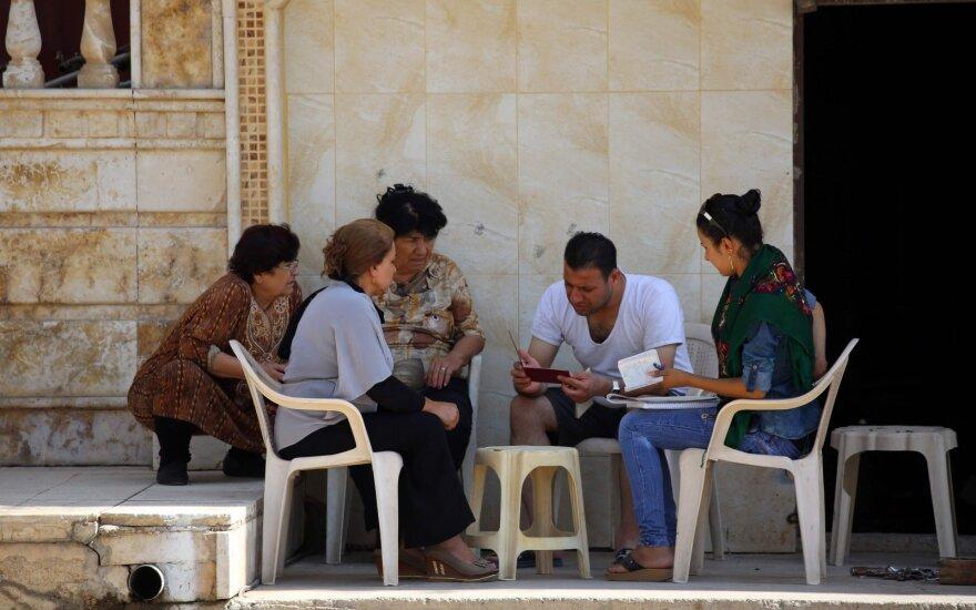 Irako kurdai rugsėjį surengs referendumą dėl savo regiono nepriklausomybės