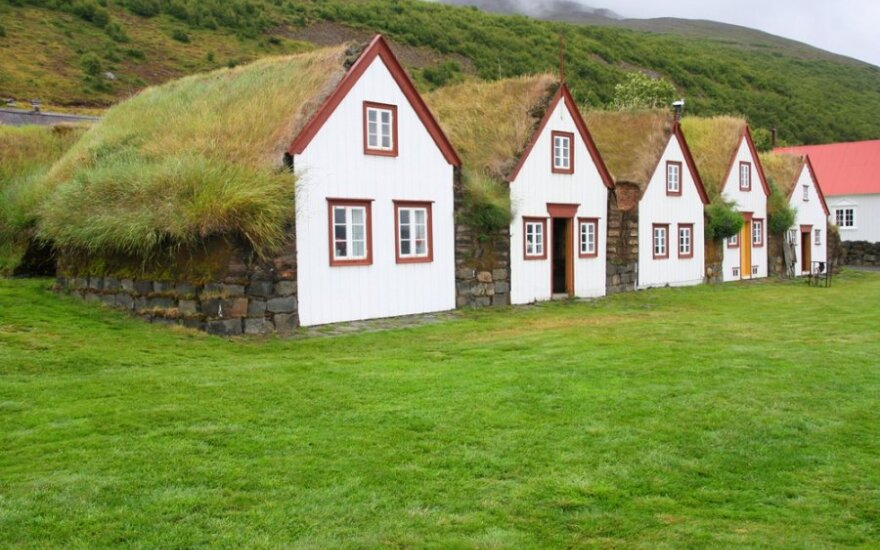 Islandija: menkių karas, galingi ugnikalniai ir pats didžiausias ginklas - žodis